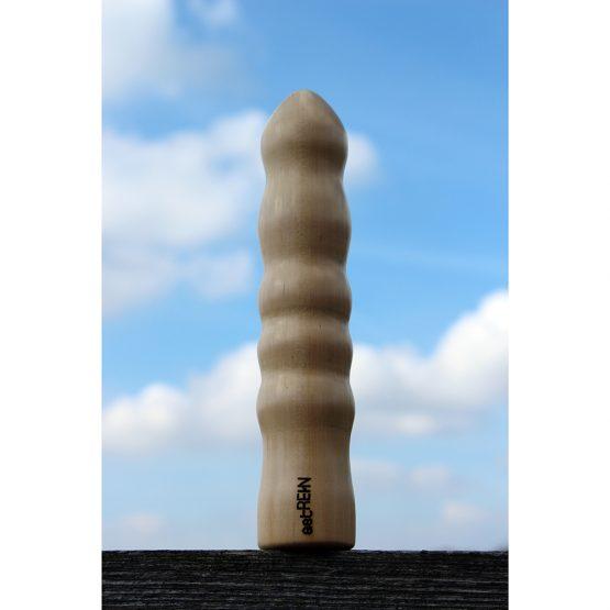 Holzdildo Elsbeere 17cm